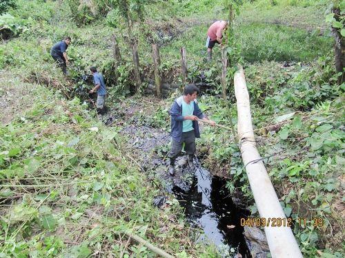 Servindi » Perú: Desmienten a Petroperú: derrame de petróleo perjudicó a más de una comunidad | Servicios en Comunicación Intercultural Servindi
