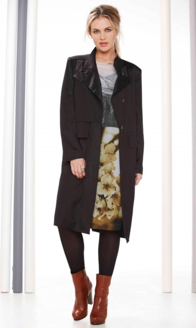 1302 Wuthering Heights Dress Coat,    1317 Elisa Dress