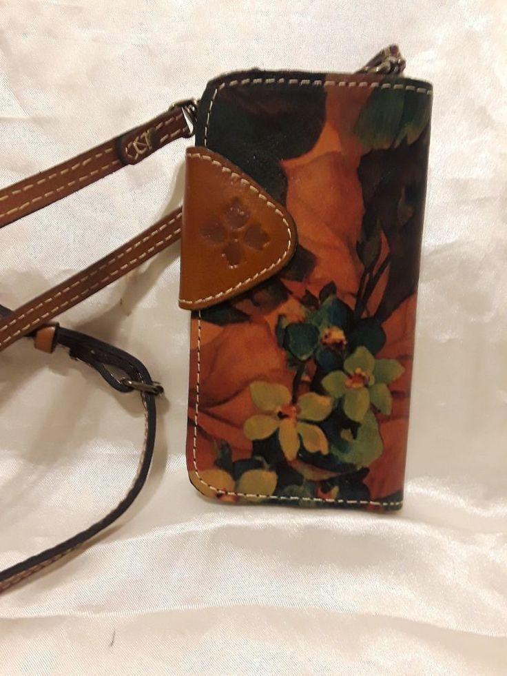 Patricia Nash Zeno Crossbody wallet for Samsung S7 compatible with iphone 7 #PatriciaNash