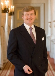 Prince Willem-Alexander of the Netherlands ... Excited for the Dutch!