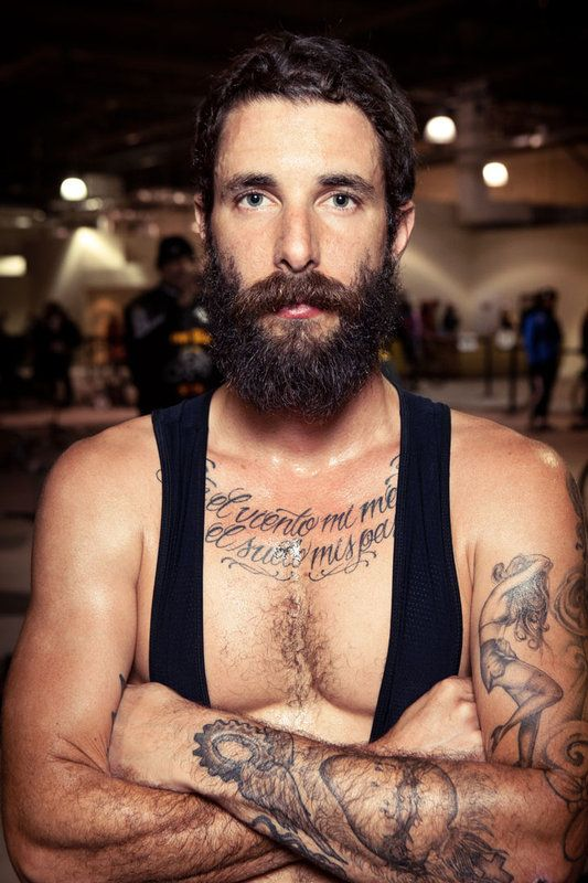 78 best images about men 39 s beard on pinterest sexy ink for Bearded tattooed man
