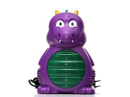 ADMED CN-02WK Nébuliseur inhalateur pour les enfants Gess dragon Wawelus masque pour enfants: Puissance 230V, 60Hz Puissance absorbée 1,5 A…