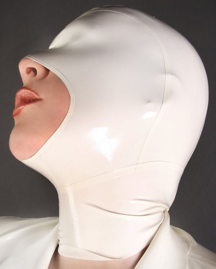 2016 New Arrive Latex hood mask With Back Zipper Fetish Rubber Mask Open Mouth plus size Hot sale Customize service