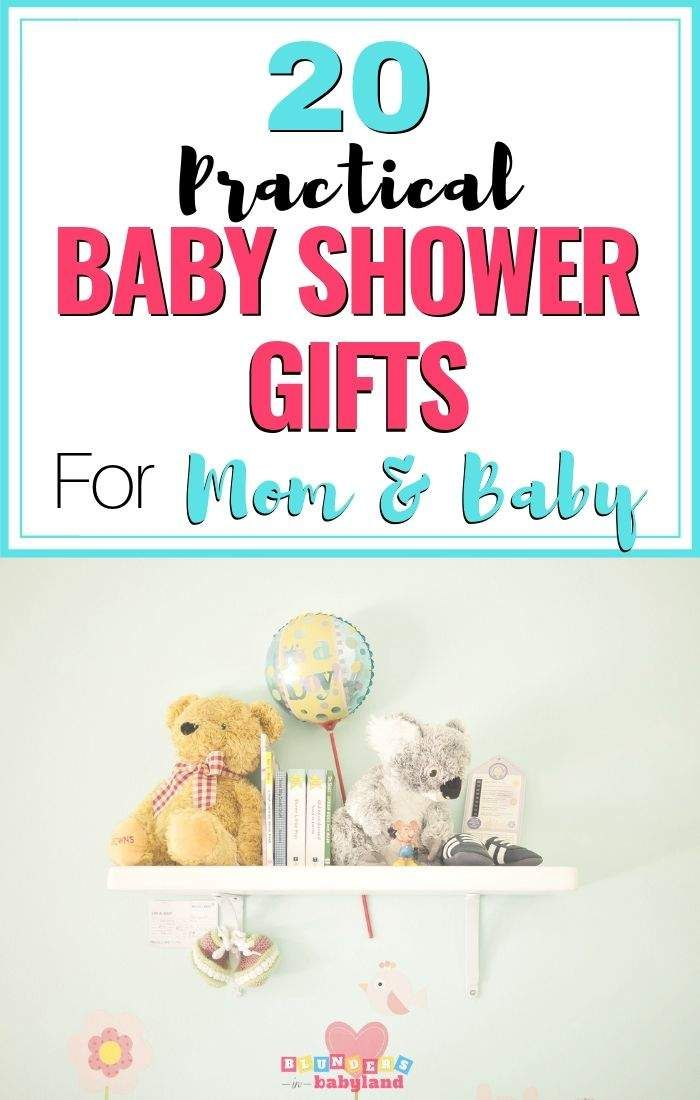 Looking for practical gifts for a baby shower? These gift ideas for the baby shower are perfect …   – Pregnancy