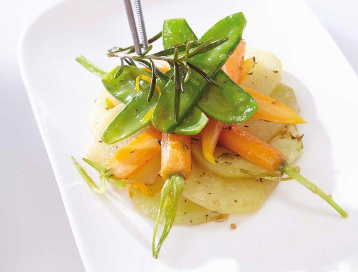 Recept: zeleninový předkrm   Epikure Libová masa   Epikure