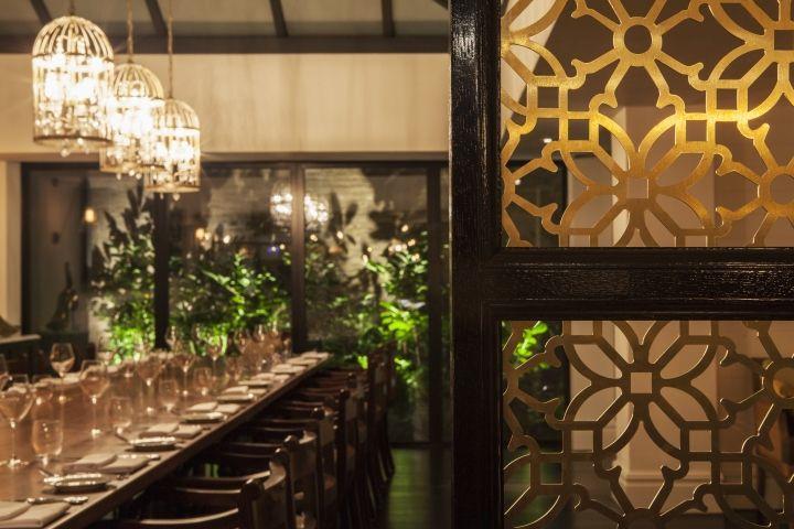Bombay Brasserie by DesignLSM, London – UK » Retail Design Blog