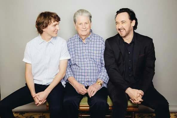 """The 3 Brian Wilsons! """"Love and Mercy"""" movie! His life story!"""