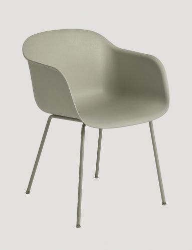 Fiber - Modern Scandinavian Design Shell Chair by Muuto - Muuto