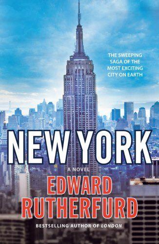 New York: Amazon.co.uk: Edward Rutherfurd