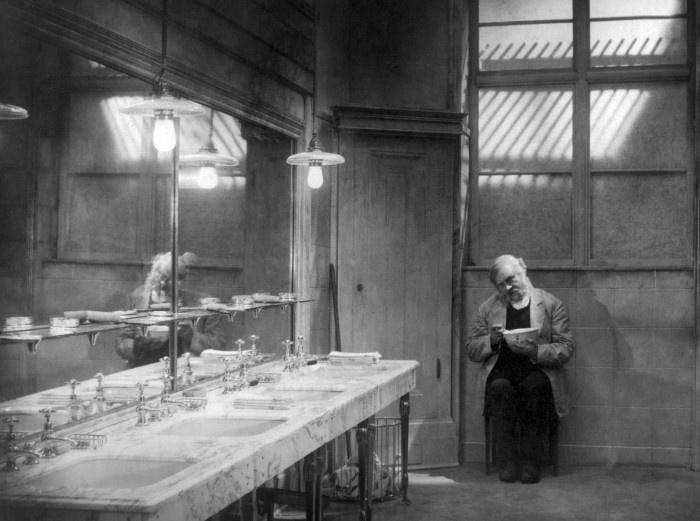 """Der Letzte Mann"" (The Last Laugh), directed by F.W. Murnau, 1924"