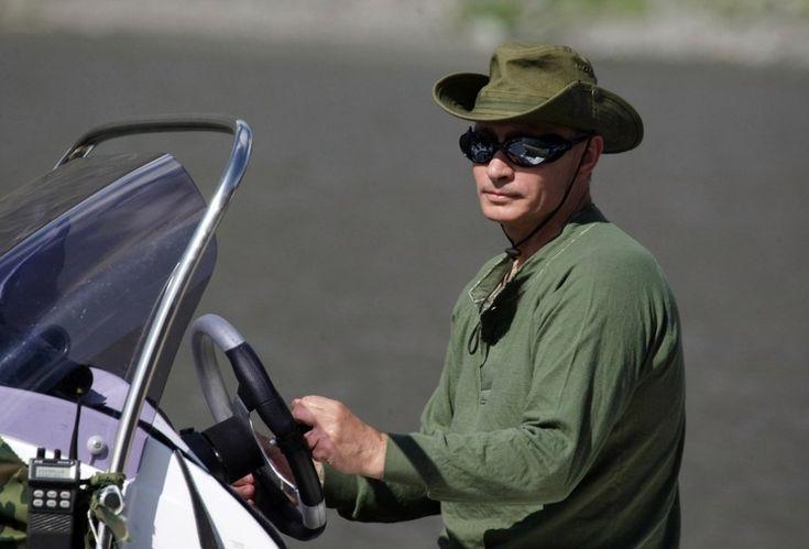 Где и как отдыхает Владимир Путин / Who is Mr. Putin?   Билетов Много.ru