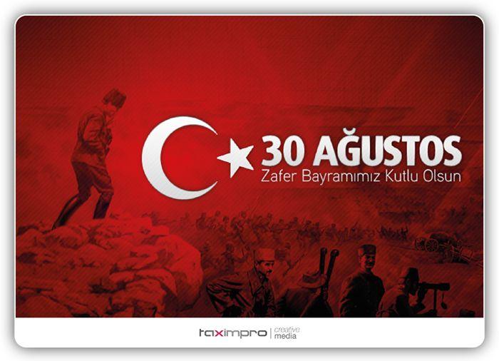 30 Ağustos Zafer Bayramı...