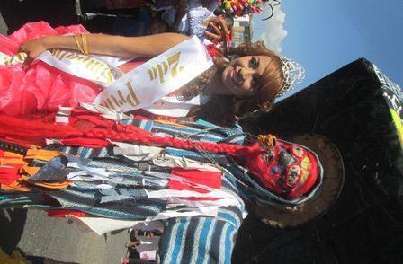 Carnaval San Miguel Curahuango 2014