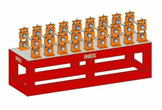Roll Forming Machinr At INEX
