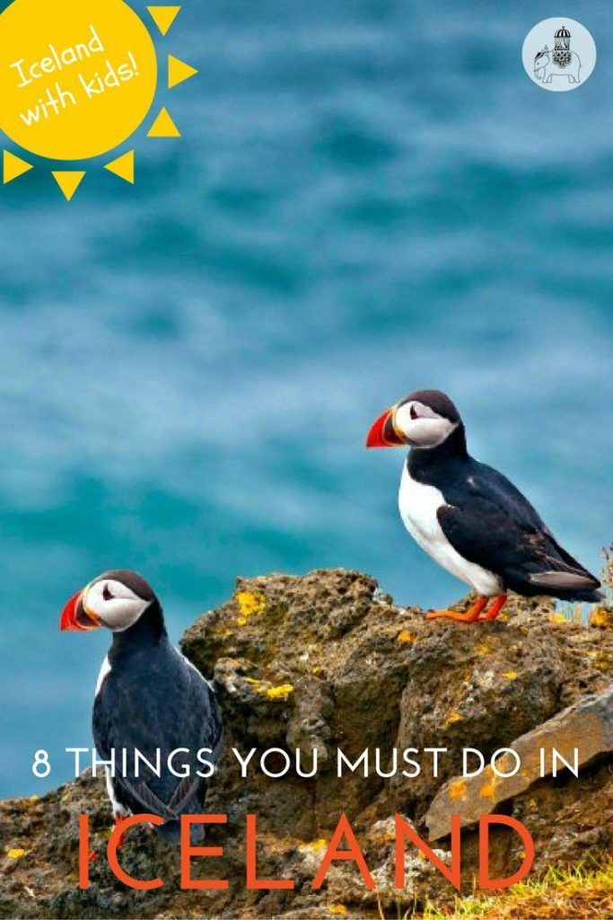 8 Things You Must Do in Iceland. Iceland, it seems, is on everyone's travel wish list. Tourism is now the island's biggest industry and the number of tourists travelling to Iceland has risen by as much as 30 per cent every year for the last four years. Visitors come for myriad reasons but mostly they come to experience the magic. When planning your family holiday in Iceland, here are eight can't-miss activities!
