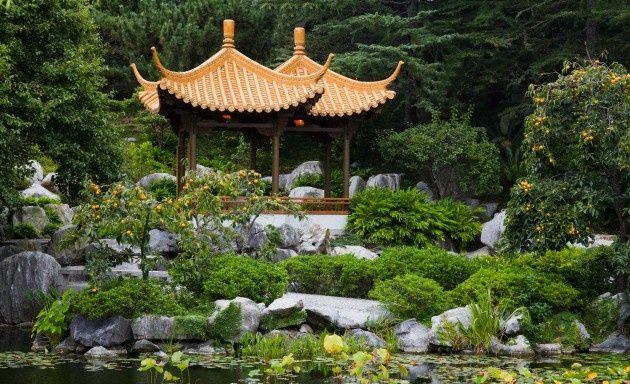26 mejores im genes de jardines japoneses en pinterest On jardines chinos pequenos