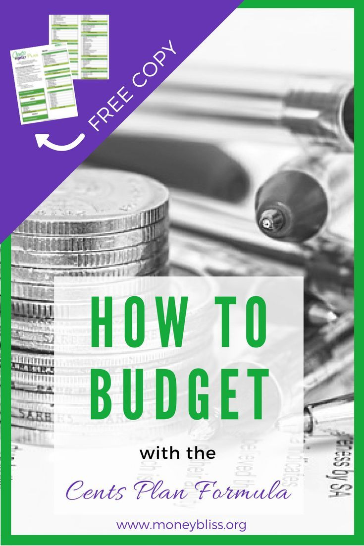 How To Budget Your Money With Percentages Cents Plan Formula Budgeting Best Money Saving Tips Money Management