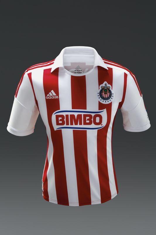 The new Chivas de Guadalajara jersey <3