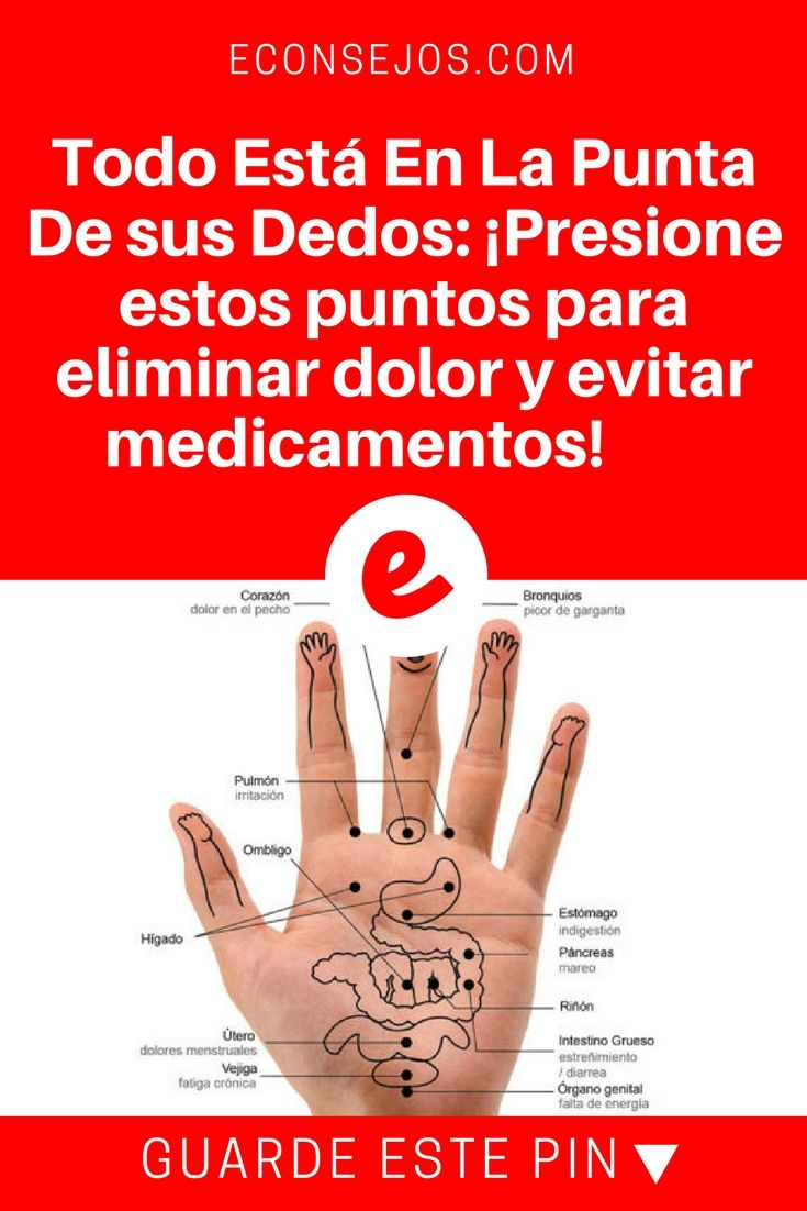 Aliviar dolor | Todo Está En La Punta De sus Dedos: ¡Presione estos puntos para eliminar dolor y evitar medicamentos! | ¡Presione estos puntos para eliminar su dolor sin usar medicamentos!