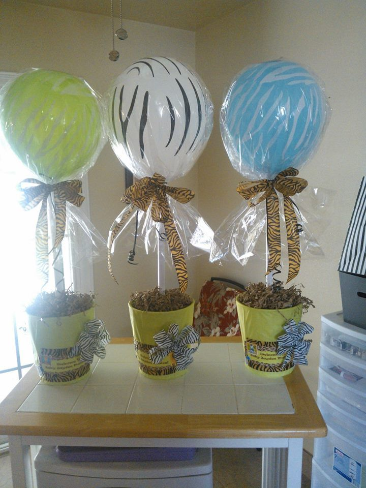17 best ideas about safari centerpieces on pinterest for Dekoration fur babyparty