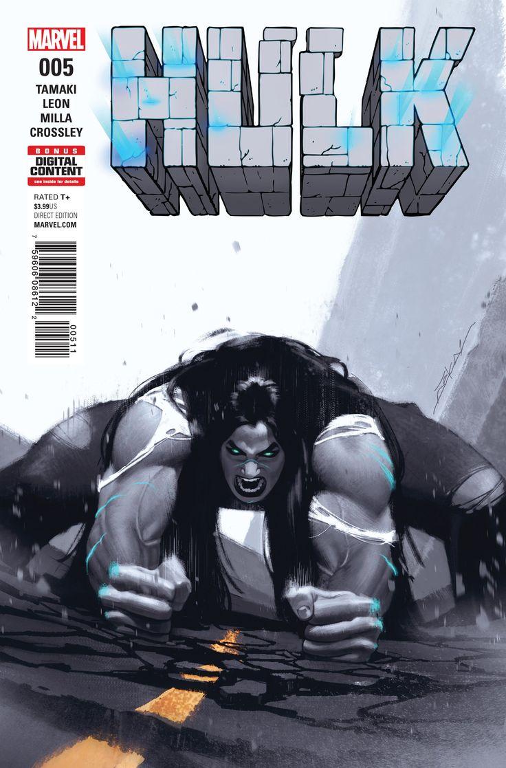 Hulk (2016) Issue #5