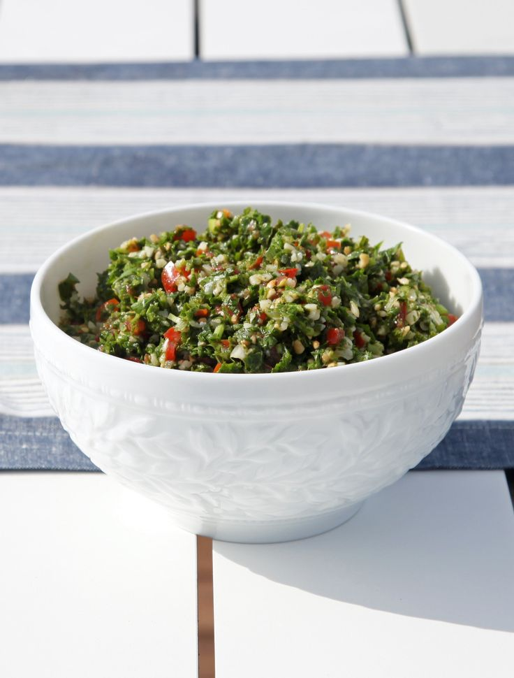 Classic Tabbouleh Recipe | POPSUGAR Food