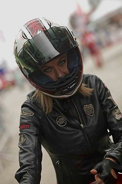 Suomy Helmet too....heart's racing!