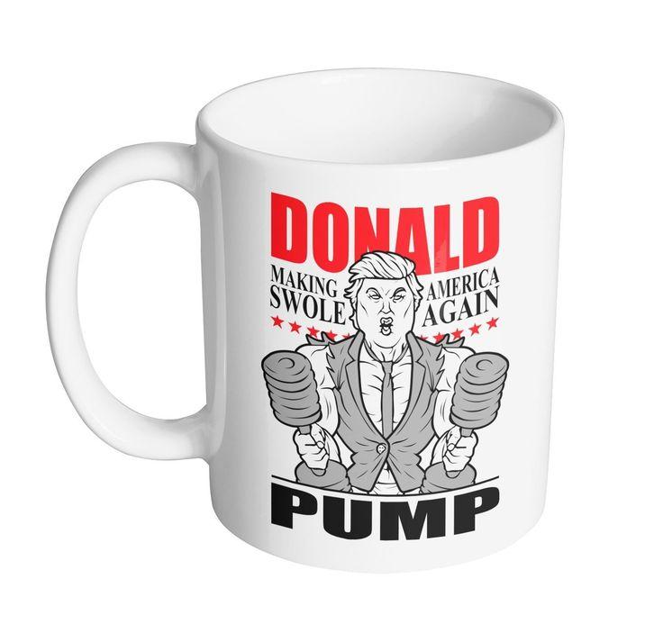 Donald Pump - Making America Swole Again