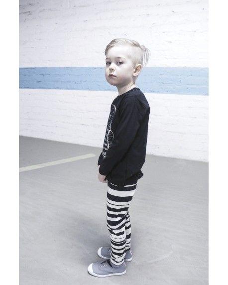 Stripe - Leggings - by AARREKID