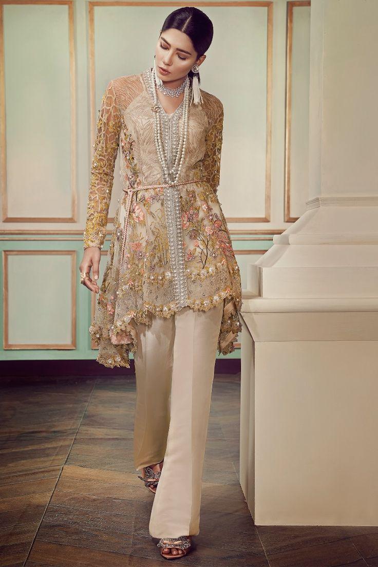 #Fashion #Pakistan #Eid #Lahore #Embroidery #Embellishment #Elan #Cheri #Luxury #Pret