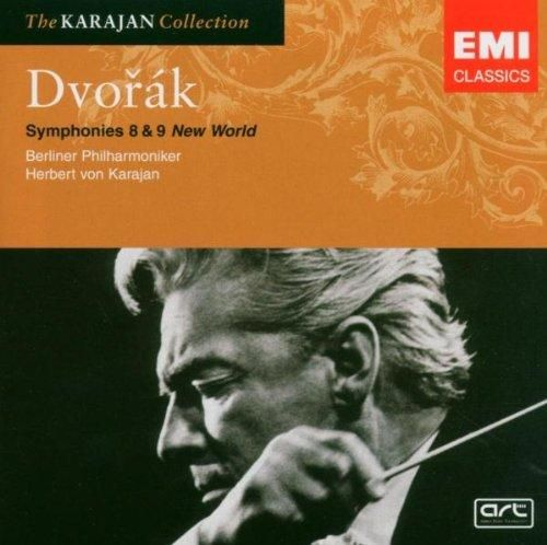 Dvorak: symphony no 8 in G Maj B. 163 Op.88 fave from childhood