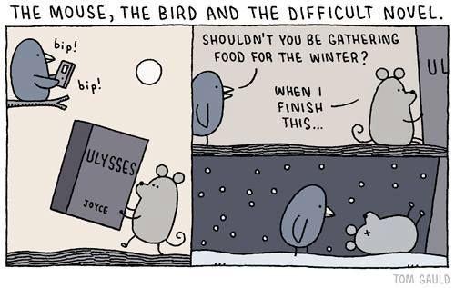Mouse, Bird & Ulyssess