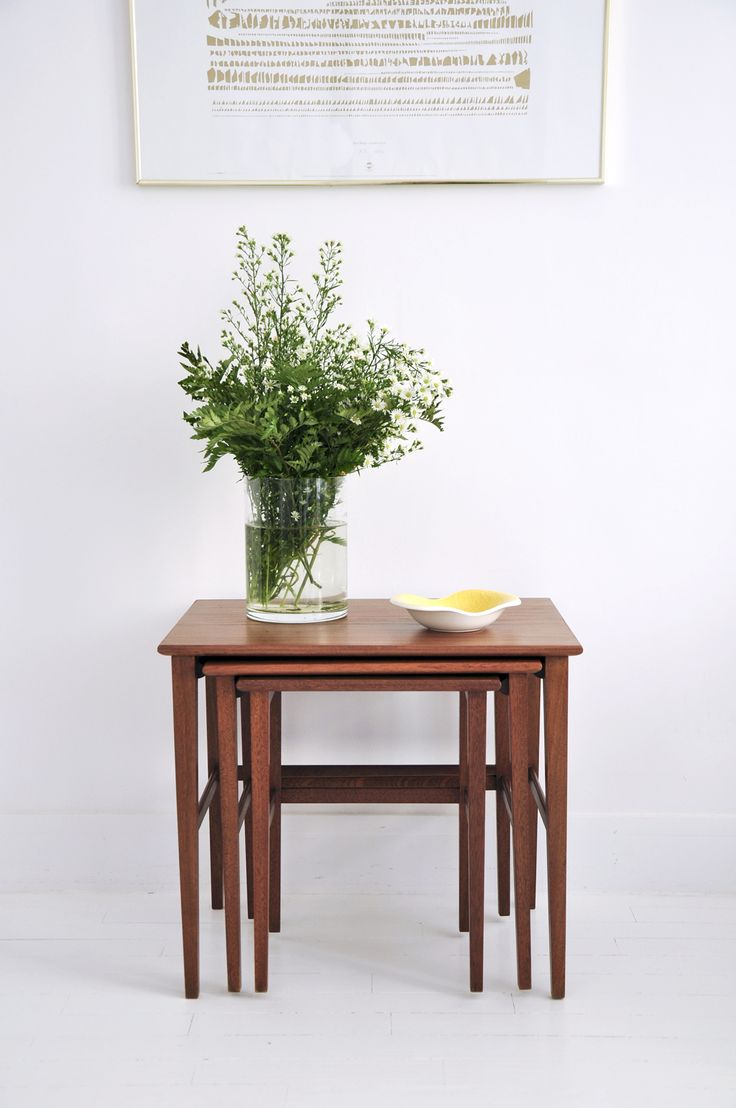 Les 25 meilleures id es de la cat gorie table gigogne for Tables gigognes scandinave