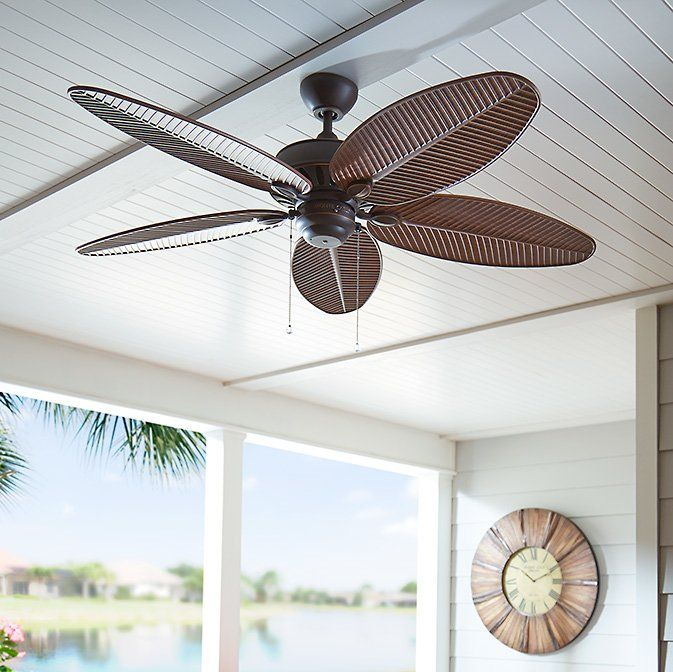 52 Kateri 5 Blade Outdoor Ceiling Fan Outdoor Ceiling Fans Ceiling Fan Ceiling Fan Design