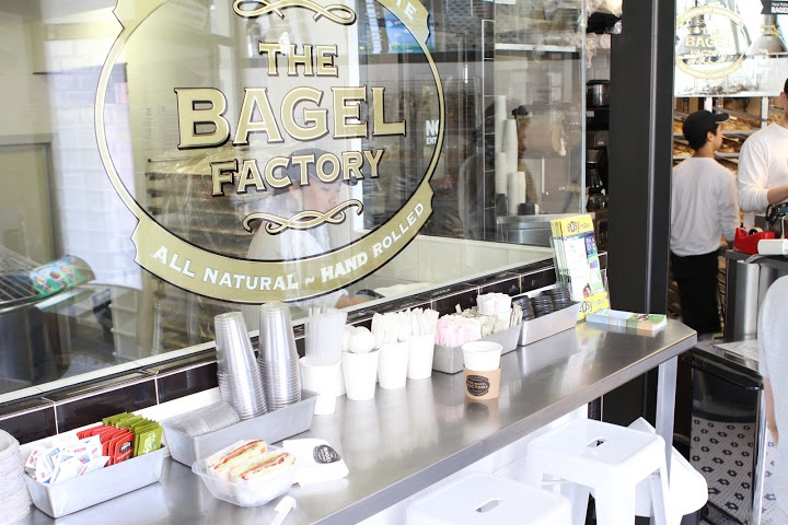 Window on the lab | The Bagel Factory | www.thebagelfactory.it