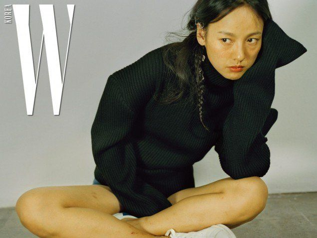 Lee Hyori for W Korea