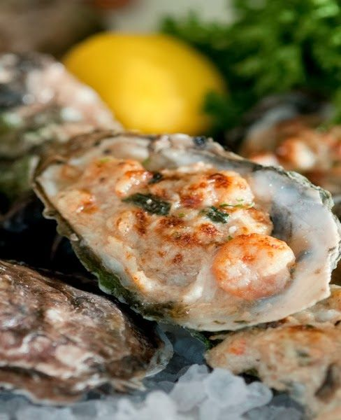 Scrumpdillyicious: Half Shell Seafood: Mississippi Flair in Manatee County