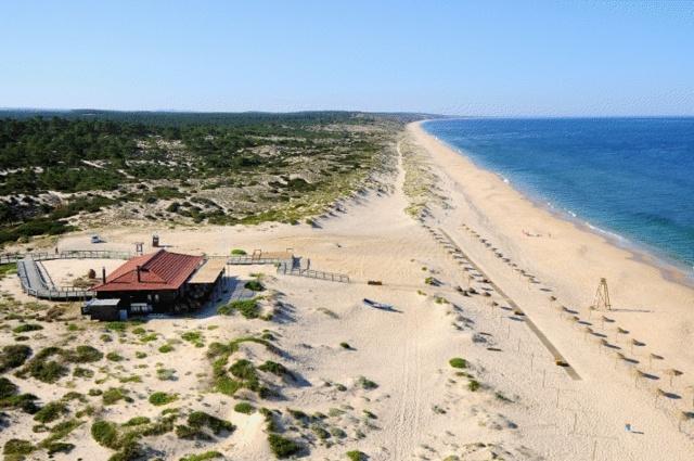 Praia do Pego, na Comporta, Alentejo Region, Portugal