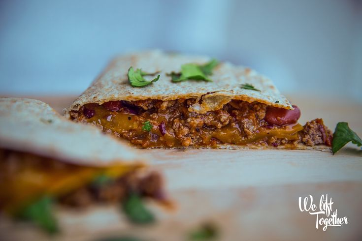 Zdravé hovädzie burrito v tortille | We Lift Together