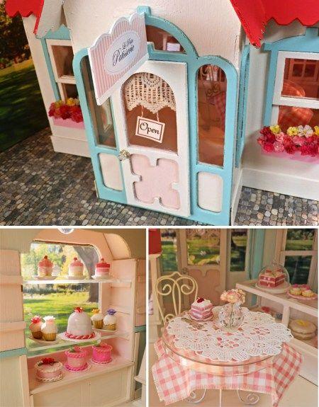 The Dollhouse Bakery