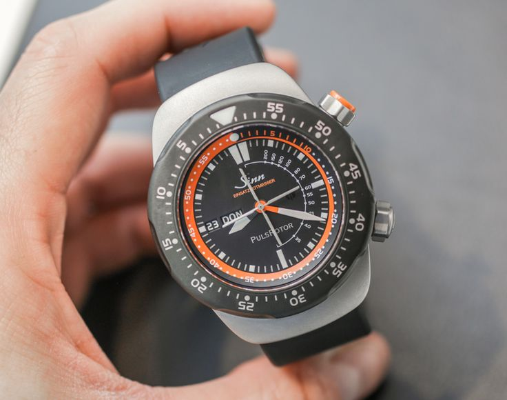 Hands-On with the new Sinn EZM 12 Air Rescue. Probably one of Sinn's most esoteric tool watches yet, designed through direct input from the elite German Air Rescue Team.