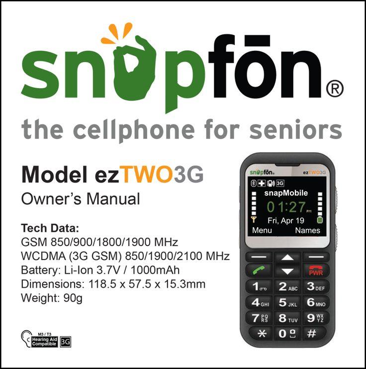 telstra seniors phone instructions