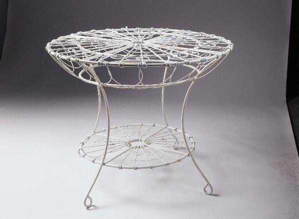 138 Best Images About Vintage Wire And Wicker On Pinterest
