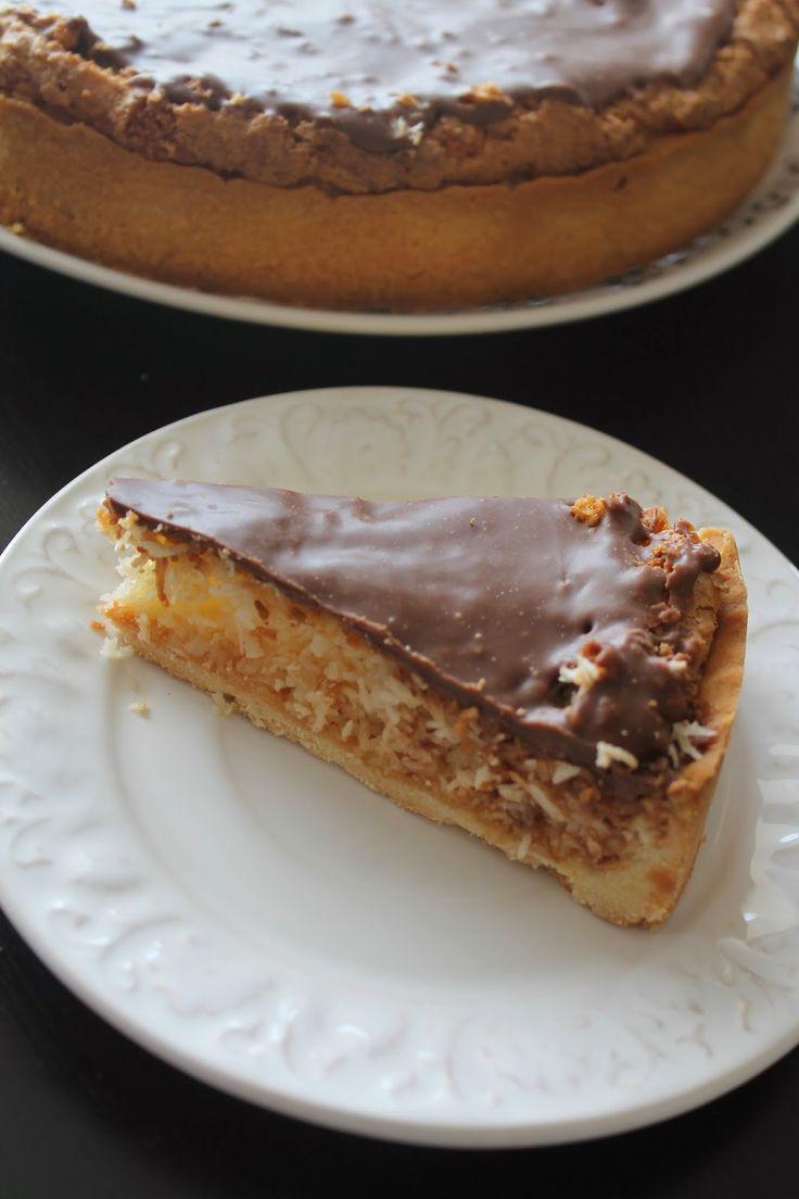 Tarta kokosankowa