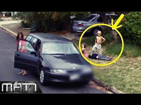 MYSTERIOUS EVENTS CAUGHT ON CAMERA - TOP 7 MOST CREEPY MOMENTS CAUGHT ON TAPE - YouTube