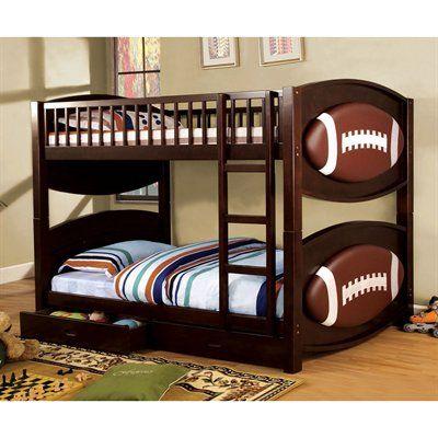 boys football themed bedroom   Furniture of America CM BK065 FBLL T Olympic. 17 best ideas about Football Theme Bedroom on Pinterest   Boys