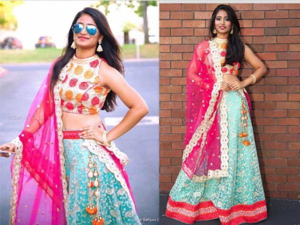 Designer Lehenga by ViBha photo