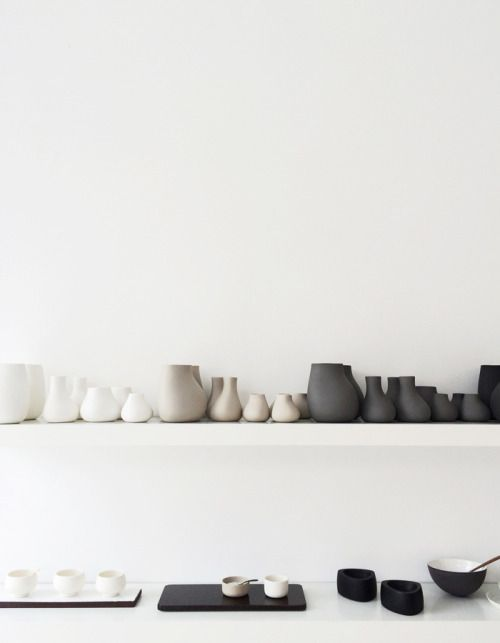 Silver blonde | Minimalist Danish ceramics from Keramik og...