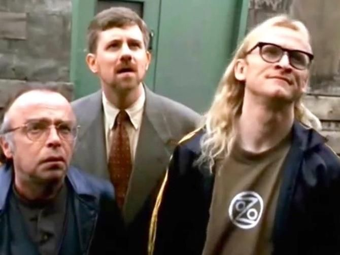 'X-Files' revival reunites The Lone Gunmen! And no, they're NOT dead!