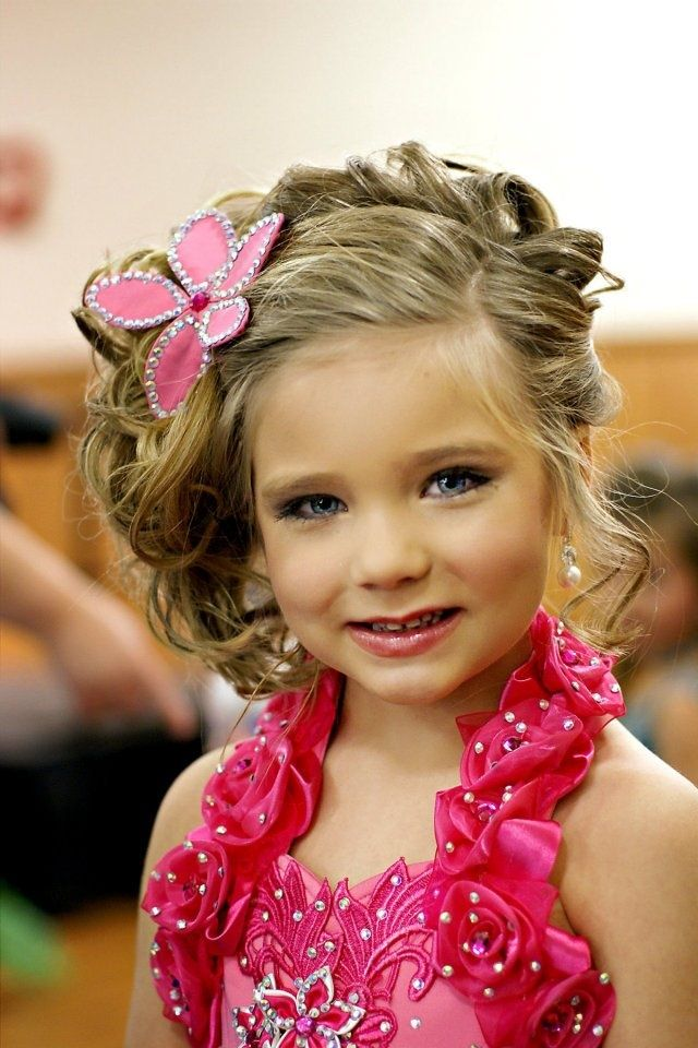 pageant hairstyles ideas